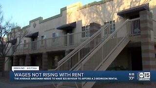 As Arizona housing prices rise, wages are not keeping up