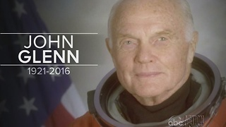 Special Report: John Glenn, Astronaut And Former US Senator, Dies At Age 95 - Video
