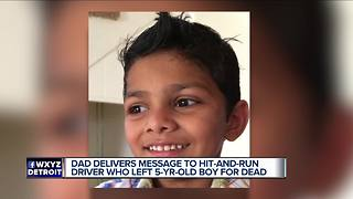 5-year-old Hamtramck boy critically injured by hit-and-run driver - Video