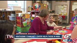 Hawthorne Community Center helps those in need - Video