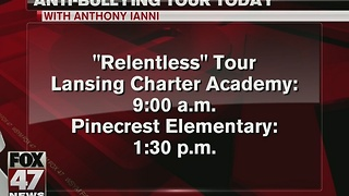 Anti-bullying tour making stops in mid-Michigan - Video