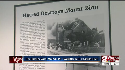 TPS brings race massacre training into classrooms