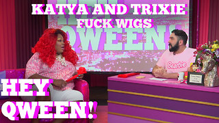 Lady Red's Fuck Wig: Hey Qween! BONUS - Video
