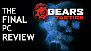 Gears Tactics Review - Tactical Gameplay At Its Best