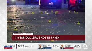 11-year-old girl in serious condition after West Side shooting