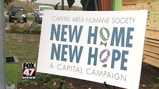 Capital Area Human Society celebrates renovation project - Video