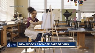 New videos promote safe driving