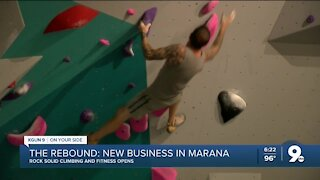 New business is Rock Solid in Marana