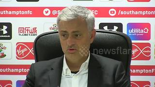 "Mourinho 'doesn't understand"" fan chants - Video"