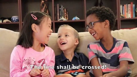 Listen To These Kids Preciously Tell A Classic Easter Story