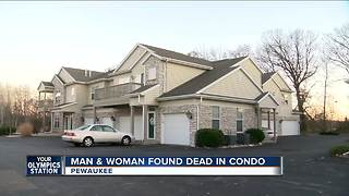Two found dead in Pewaukee condo - Video