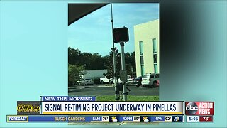 Cameras at Pinellas County intersections help signal timing