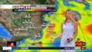 Windy and warm conditions for your weekend - Video