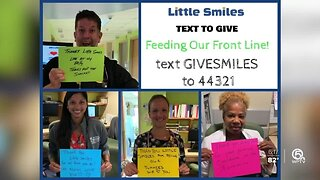 Little Smiles launches fundraising campaign to feed healthcare workers