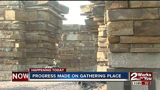 Gathering Place set to open mid 2018 - Video