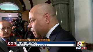 Mayor John Cranley removes City Manager Harry Black's $423K severance deal from council agenda