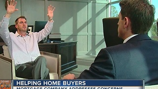 Mortgage Company Addresses Buyer Concerns - Video