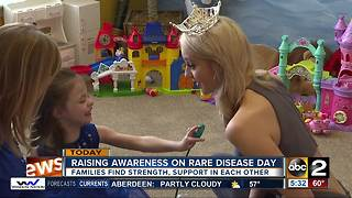 Raising Awareness on Rare Disease Day - Video