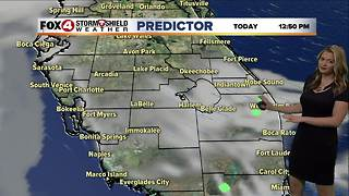 Warm & Humid with Partly Cloudy Skies - Video