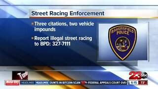 BPD responds to multiple reports of illegal street racing overnight