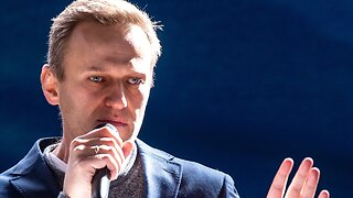 Russian oppo leader Navalny hospitalized