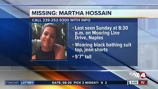 17-year-old girl reported missing in Naples - Video