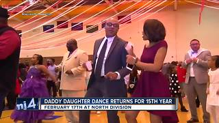 Daddy-Daughter Dance returns for 15th year