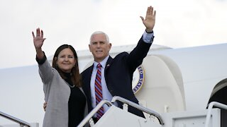 Vice President Pence Emerges As Key Voice For Trump Campaign
