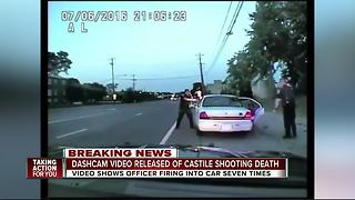 Dashcam video shows officer firing 7 shots into Castile car - Video