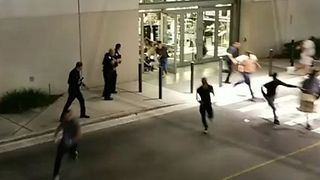 Panicked Christmas Shoppers Flee Aventura Mall Amid 'Active Shooter' Reports - Video