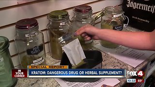 The Kratom Debate