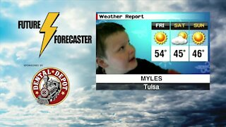 Future Forecaster: Myles