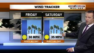 13 First Alert Weather for November 3 2017 - Video