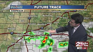Saturday Night Weathercast - Video