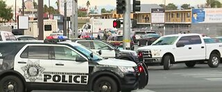Police shooting in Las Vegas