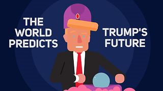 From Mexico to Russia: What the world sees for Trump - Video