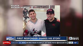 UNLV hockey coach among those injured in shooting - Video