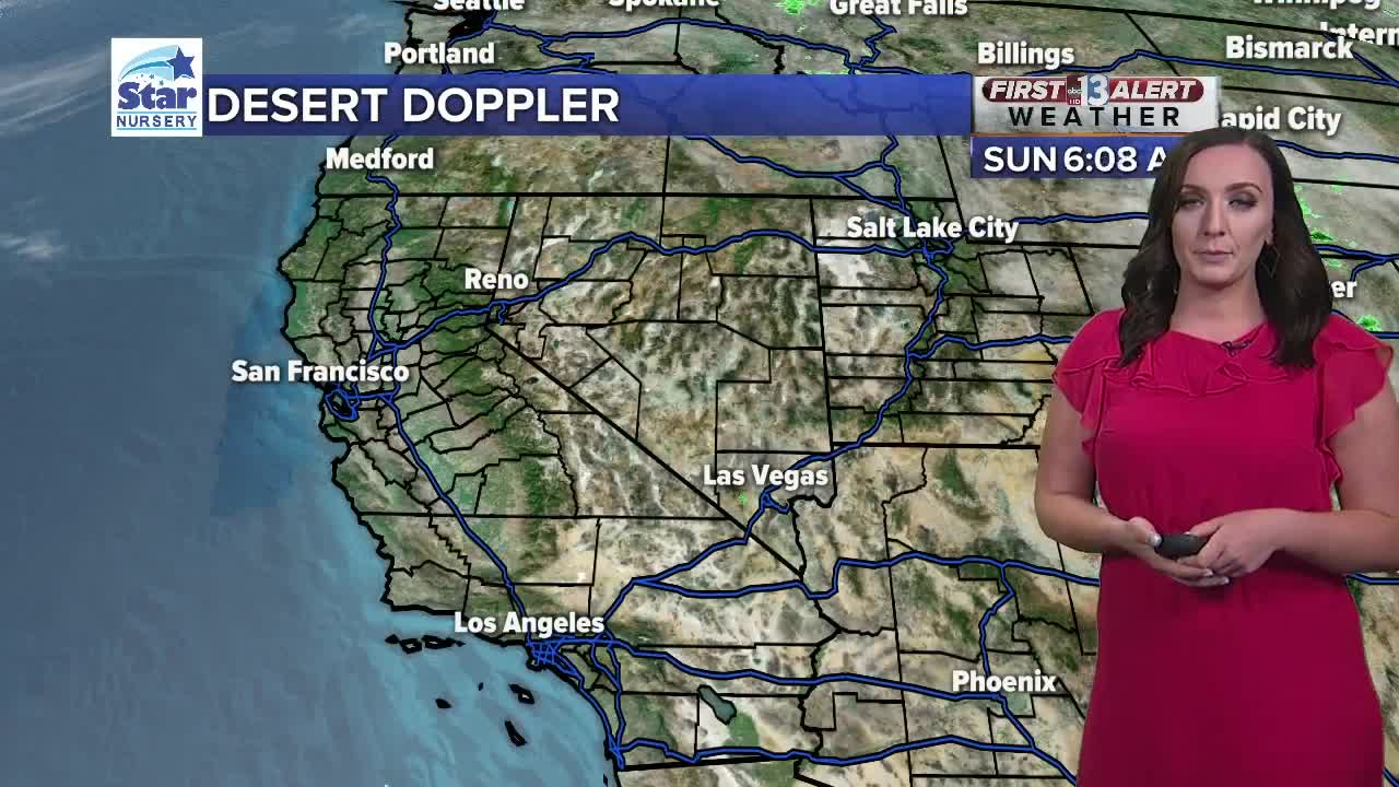 13 First Alert Morning Weather June 23, 2019