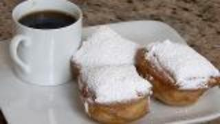 Traditional Buttermilk Beignets - Video