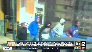 BPD release surveillance video and body camera footage of police shooting