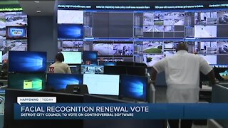Detroit City Council to hold facial recognition renewal vote