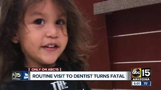 Yuma police release report on boy that died after visiting dentist - Video