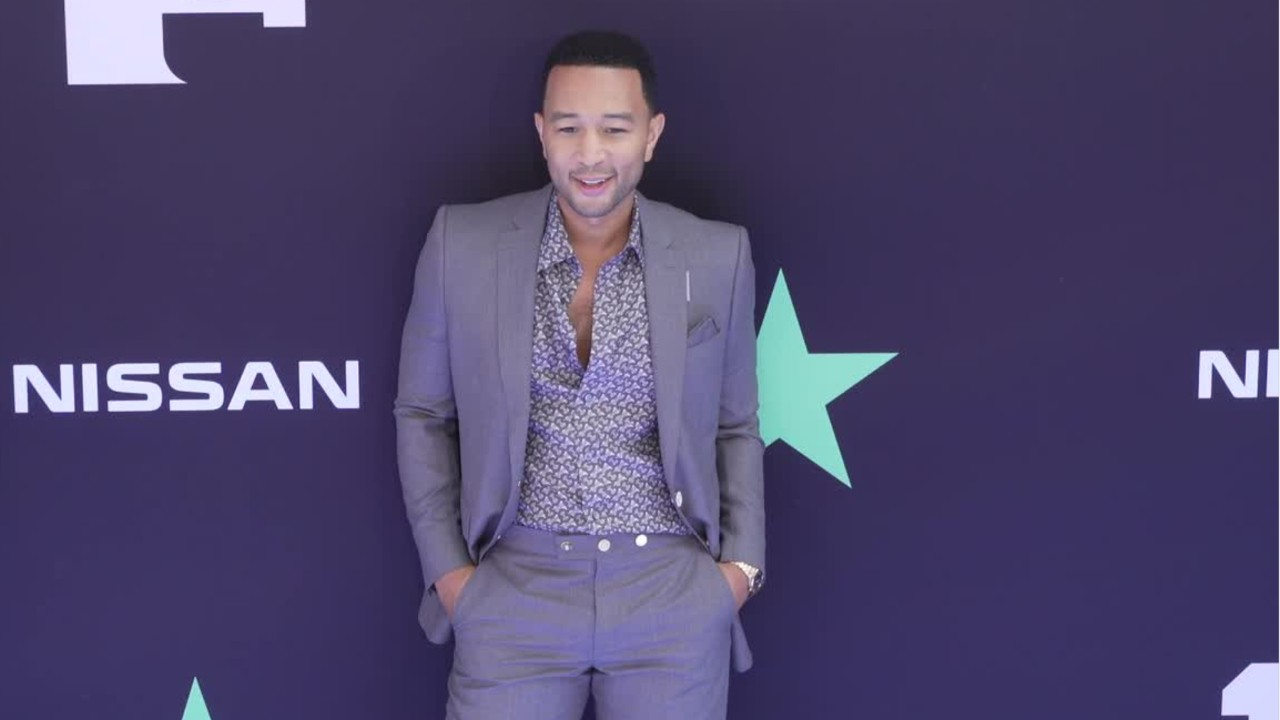 John Legend Is Perplexed By PEOPLE Magazine's 2019 Sexiest Man Alive