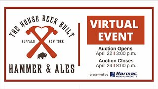 Habitat for Humanity moves their Hammer & Ales Event online