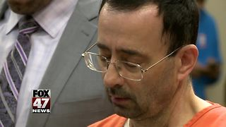 Nassar returns to Lansing court to face assault victims - Video