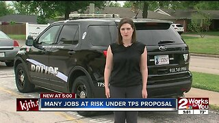 Many jobs at risk under TPS proposal