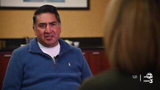 John Castillo discusses life for families of shooting victims