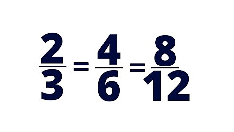 Equivalent Fractions - Comparing Fractions - IntoMath
