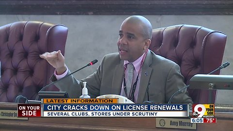 Some stores may have liquor licenses revoked over crime