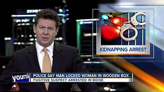 Garden City PD make arrest in kidnapping case
